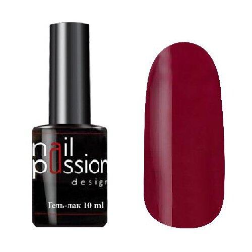 Купить Гель-лак для ногтей Nail Passion Ягодные всплески, 10 мл, 1021 Королевская вишня