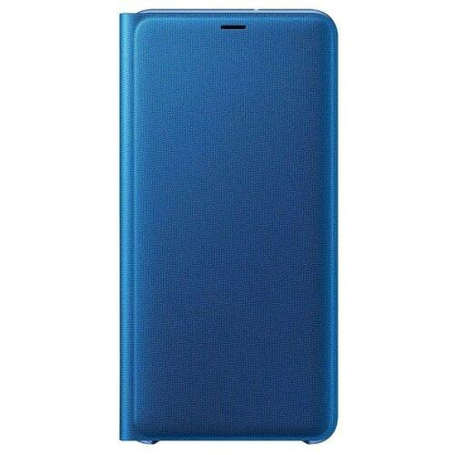 Купить Чехол Samsung EF-WA750 для Samsung Galaxy A7 (2018) синий