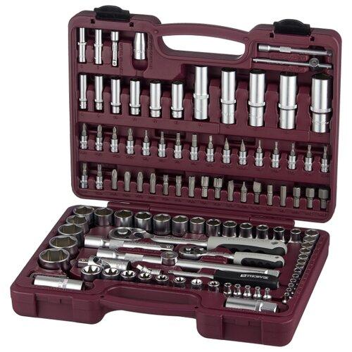 Набор автомобильных инструментов Thorvik (108 предм.) UTS0108MP набор инструментов thorvik 77 предм uts0077 серебристый