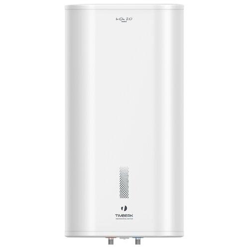 Накопительный электрический водонагреватель Timberk SWH FSI1 100 V, белый накопительный водонагреватель timberk swh fsk7 50 v