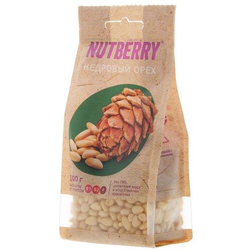 Кедровый орех NUTBERRY очищенный,, флоу-пак, 100 г арахис bruto в оболочке креветка флоу пак 45 г