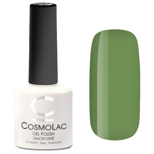 Фото - Гель-лак для ногтей CosmoLac Gel Polish, 7.5 мл, urban green гель лак для ногтей claresa gel polish 5 мл оттенок purple 610