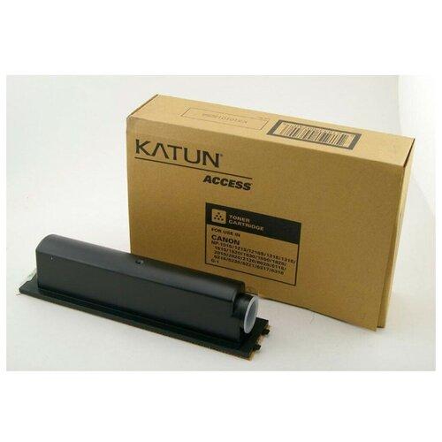 Фото - Тонер-картридж Katun NP-1215 для Canon NP 1215 (Чёрный) Упаковка 3 шт тонер картридж katun для panasonic dp 1520 1820 dq tu10jpb 420 г 10к
