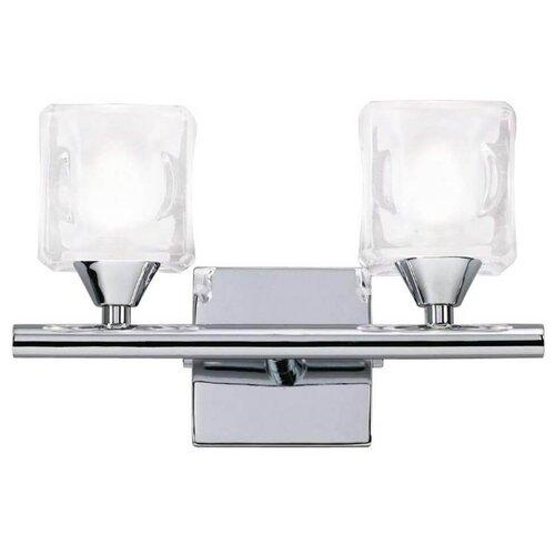 Настенный светильник Mantra Cuadrax 0953, 66 Вт цена 2017