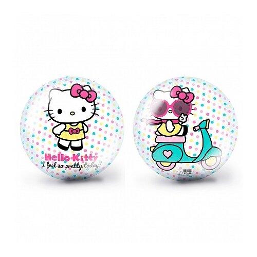 Фото - Мяч Hello Kitty-1, 23 см мяч яигрушка hello kitty 15 см розовый желтый