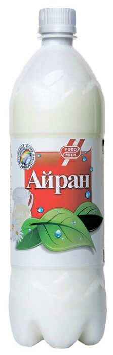 Food Milk Айран 1.5% 1 л