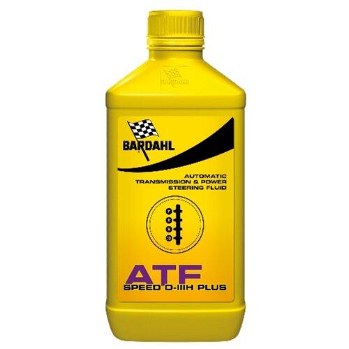 Масло автомобильное трансмисс. для автомат.КПП ATF SPEED D-III H PLUS 1л 438040, шт