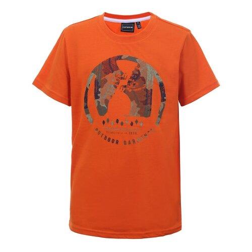 Футболка ICEPEAK размер 164, оранжевый парка icepeak icepeak ic647ewipsx4