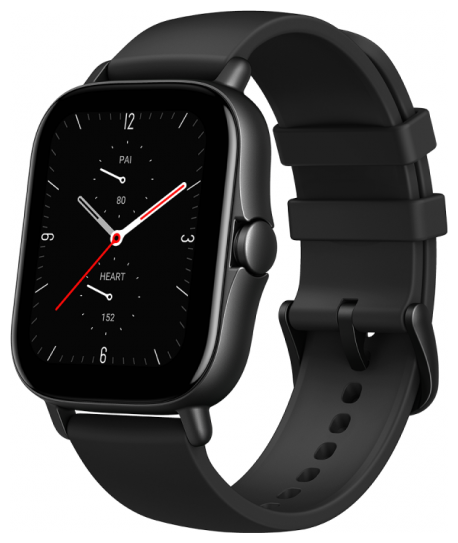 Умные часы Amazfit GTS 2e, Obsidian Black фото 1