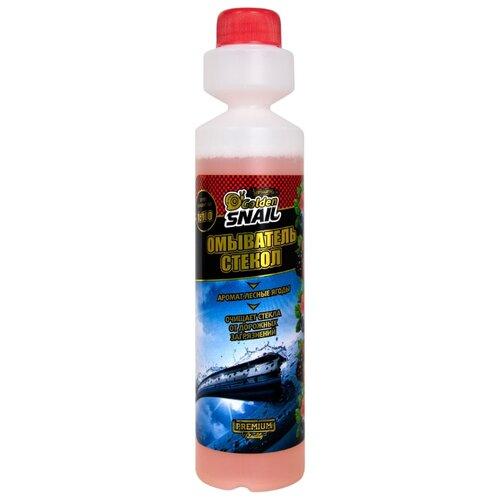 Концентрат жидкости для стеклоомывателя Golden Snail GS 4120, 0.25 л