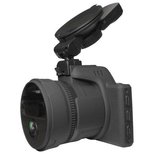Фото - Видеорегистратор с радар-детектором TrendVision COMBO, GPS, черный видеорегистратор trendvision amirror 10 android 2 камеры gps черный