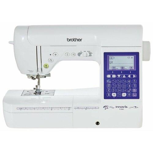 Швейная машина Brother INNOV-\'IS F460, белый