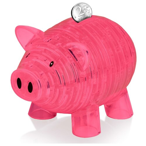 Купить Свинья розовая, Hobby Day, Головоломки