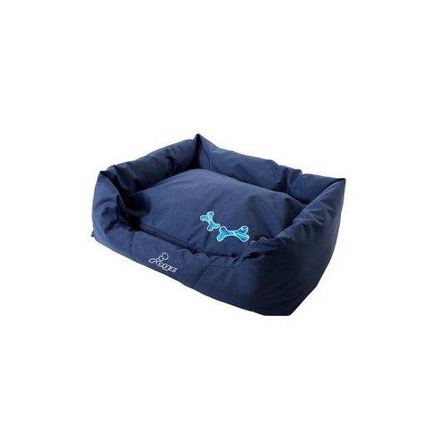 Лежак для собак Rogz Spice Pod Navy Zen 72х45х25 см морской