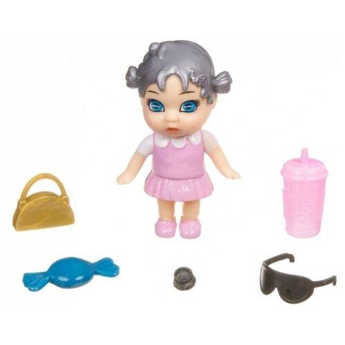 Купить Пупс BONDIBON OLY в банке, 8 см, BB3823, Куклы и пупсы