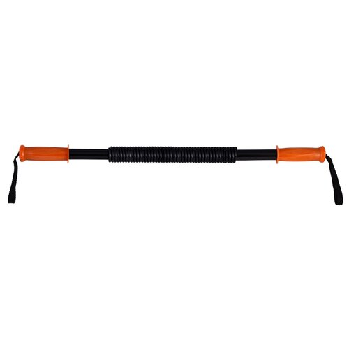 Эспандер палка ATEMI APT-01 64.5 х 5 см черный/оранжевый фото