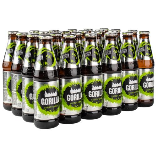 Фото - Энергетический напиток Gorilla, 0.275 л, 24 шт. энергетический напиток solar power 0 45 л 6 шт