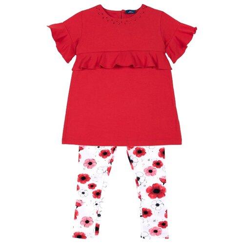 Купить Комплект одежды Chicco размер 98, красный, Комплекты и форма