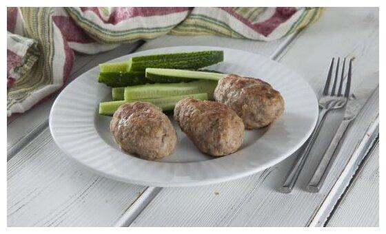 ВкусВилл Котлеты Аппетитные из свинины и говядины 400 г