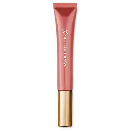 цена на Max Factor Блеск-бальзам для губ Colour Elixir Lip Cushion, 15 nude glory