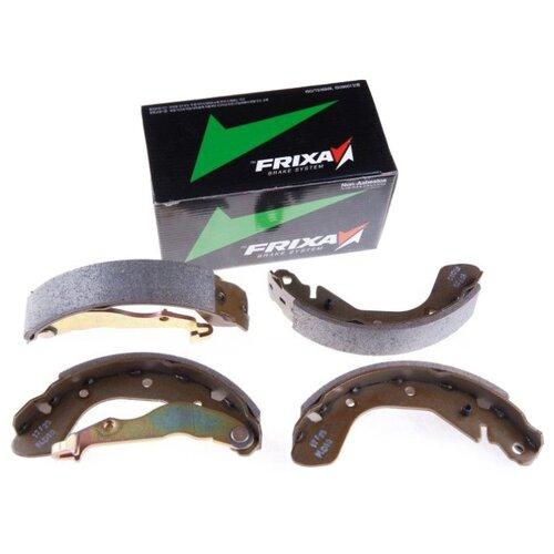 Барабанные тормозные колодки задние Frixa FLD10 для Chevrolet Aveo (4 шт.)