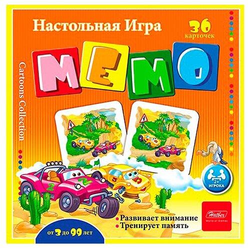 Фото - Настольная игра Hatber Авторалли 36ИнМ_11093 настольная игра радуга