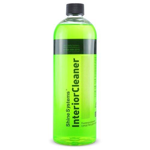 Shine Systems Очиститель универсальный для химчистки салона автомобиля InteriorCleaner, 0.75 л