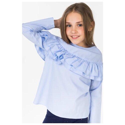 Блузка Acoola размер 152, голубой