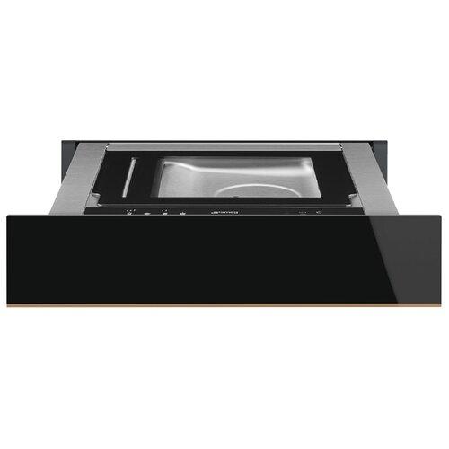 Вакуумный упаковщик smeg CPV615 черный/медный