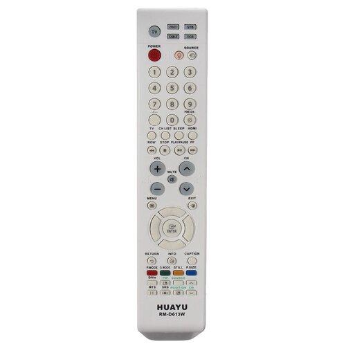 Фото - Пульт ДУ Huayu для телевизоров Samsung, белый пульт ду huayu для opentech isb7 va70 черный