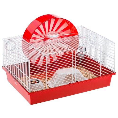Фото - Клетка для грызунов Ferplast Coney Island 50х35х25 см красный группа авторов a coney island reader