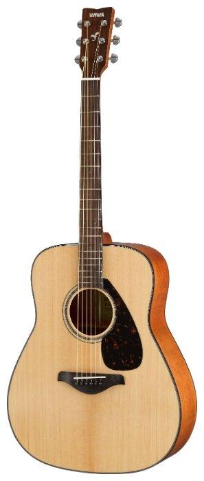 Вестерн-гитара YAMAHA FG800 Matte Natural