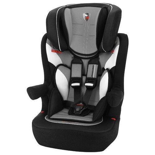 Купить Автокресло группа 1/2/3 (9-36 кг) Nania I-Max SP Racing, grey, Автокресла