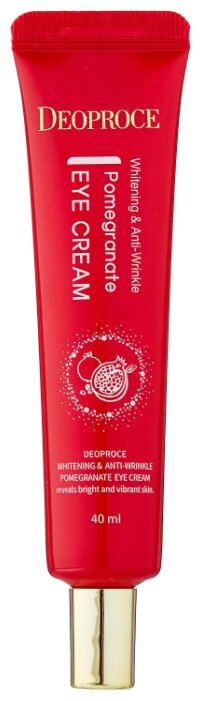 Крем Deoproce Whitening And Anti Wrinkle Pomegranate