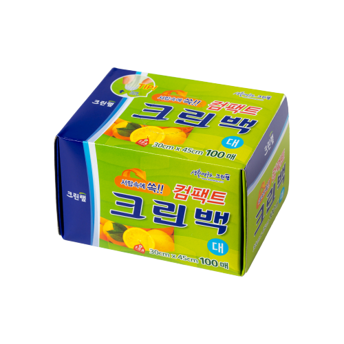 Фото - Пакеты Clean Wrap, 100 шт. clean