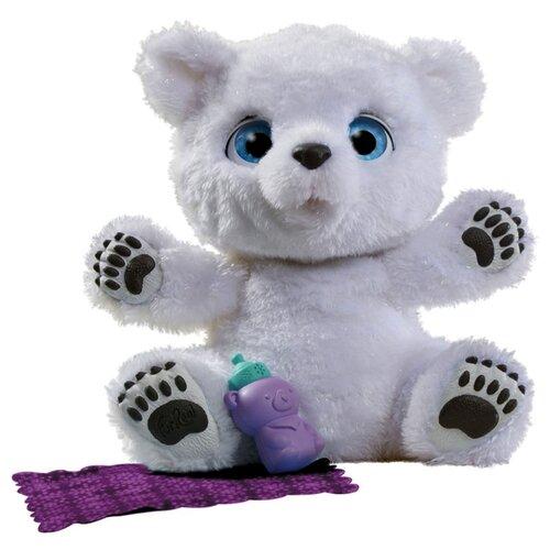 Интерактивная мягкая игрушка FurReal Friends Полярный Медвежонок белый интерактивная мягкая игрушка furreal friends счастливый рыжик e4649 коричневый белый