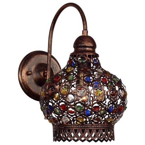 Настенный светильник Favourite Latifa 1666-1W, 40 Вт бра favourite 1666 1w latifa