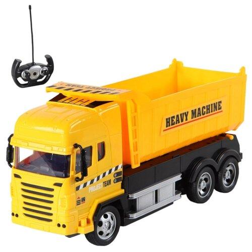Грузовик SY Toys JB1167832 желтый boss sy 300