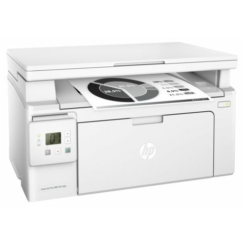МФУ HP LaserJet Pro MFP M130a, белый