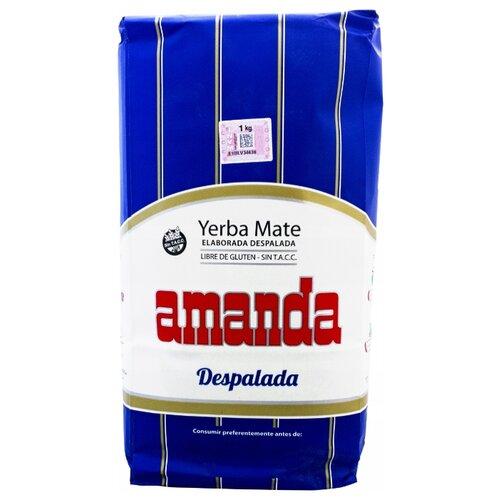 Чай травяной Amanda Yerba mate Despalada , 1 кг living диван amanda