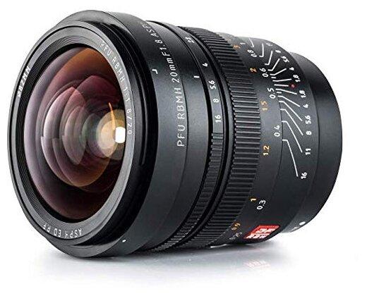 Объектив Viltrox PFU RBMH 20mm f/1.8 ASPH Sony E