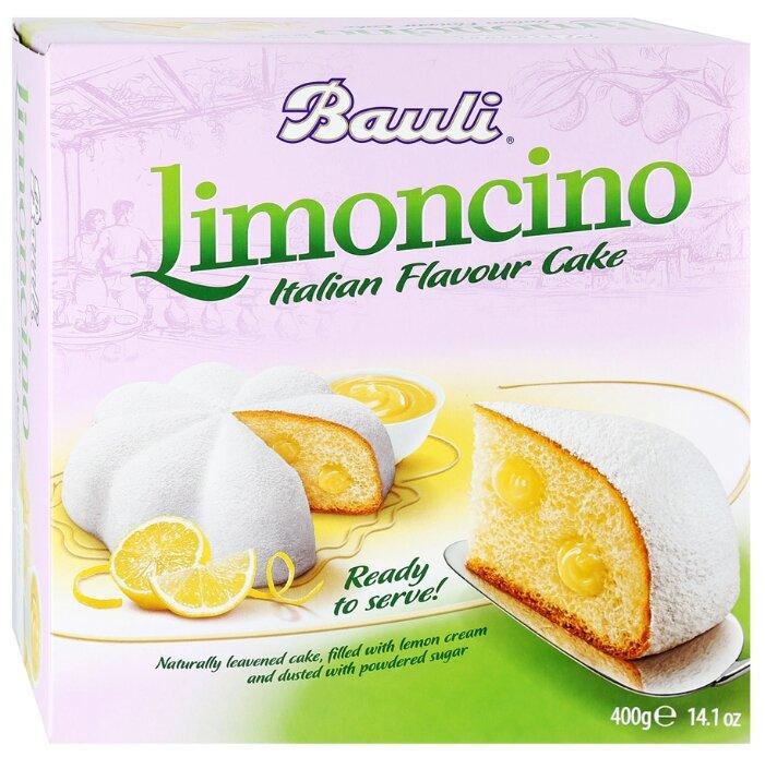 Кекс Bauli Limoncino 400 г