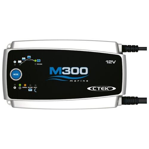 Зарядное устройство CTEK M300 черный