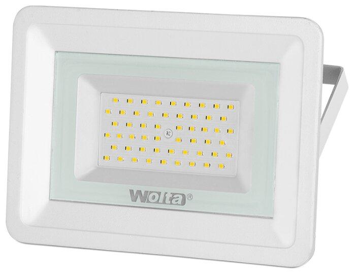 Прожектор светодиодный 50 Вт Wolta WFL-50W/06W