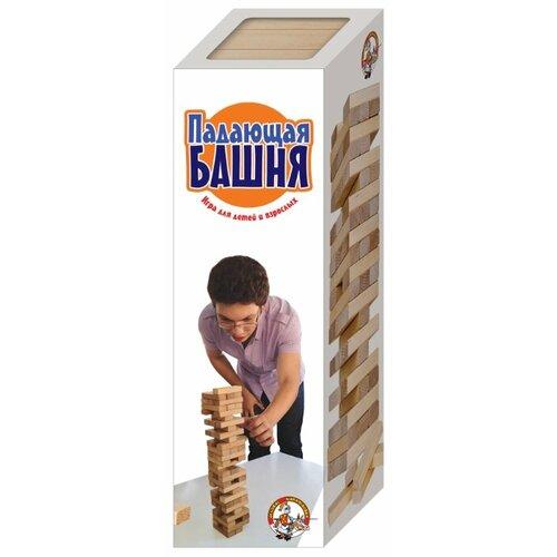 Купить Настольная игра Десятое королевство Падающая башня 01506, Настольные игры