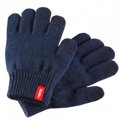 Перчатки Reima размер 3, синий reima брюки для мальчиков reima slana размер 122