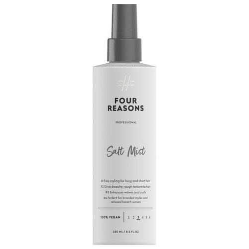 Купить Four Reasons Спрей для волос Salt Mist, средняя фиксация, 250 мл