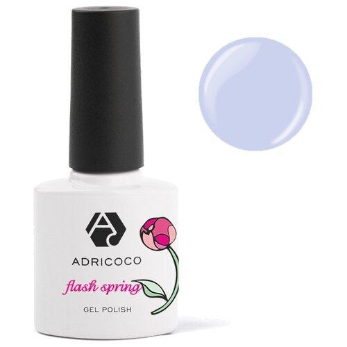 Гель-лак для ногтей ADRICOCO Flash Spring, 8 мл, 04 Пушистое облако