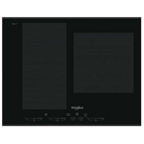 Индукционная варочная панель Whirlpool SMC 653 F/BT/IXL