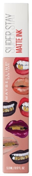 Maybelline New York Super Stay Matte Ink Коллекция